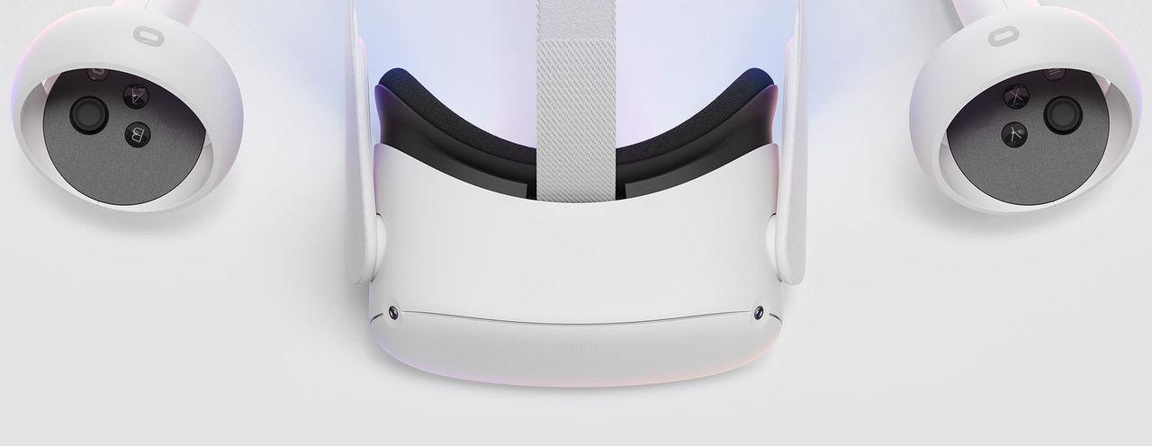 Oculus Quest 2 kan nu koppla upp sig till dator trådlöst