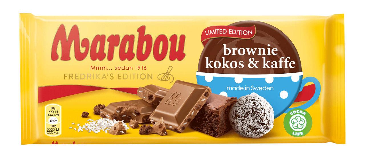 Fredrika har fixat Marabous nya smak