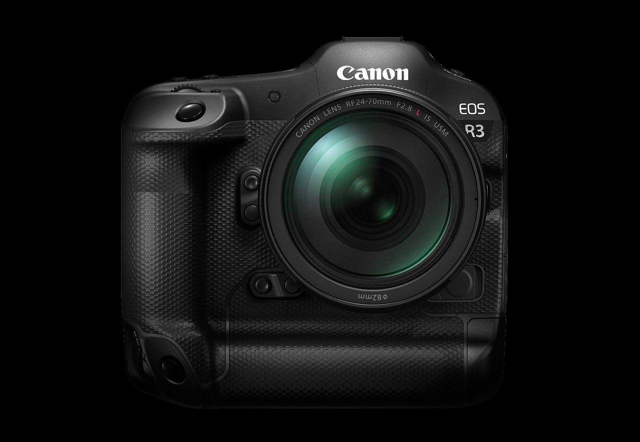 Canon meddelar att de jobbar på EOS R3