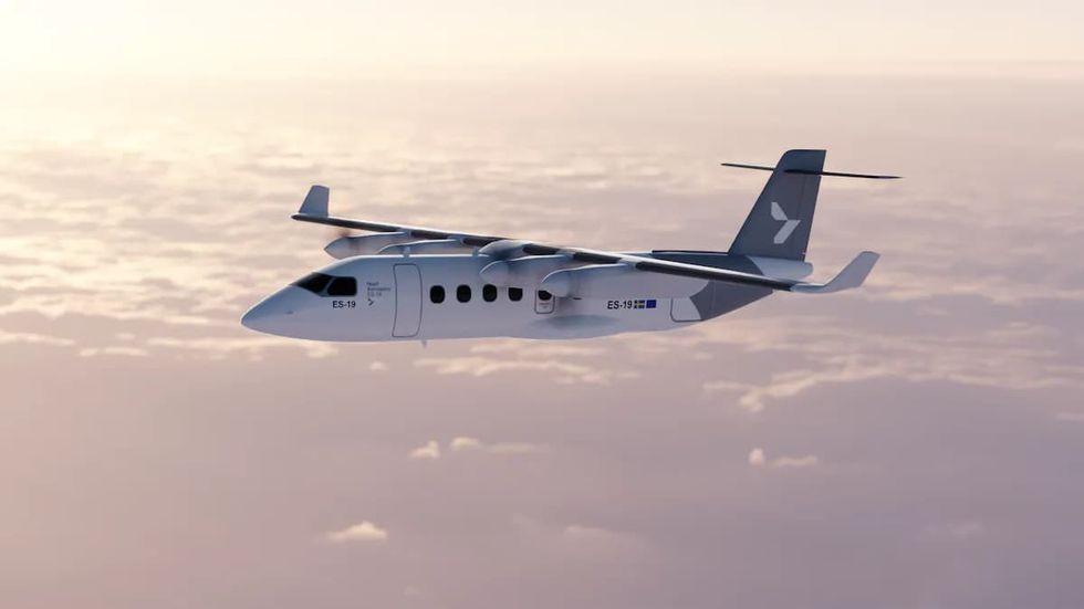 Finnair vill köpa elflygplan av svenska Heart Aerospace