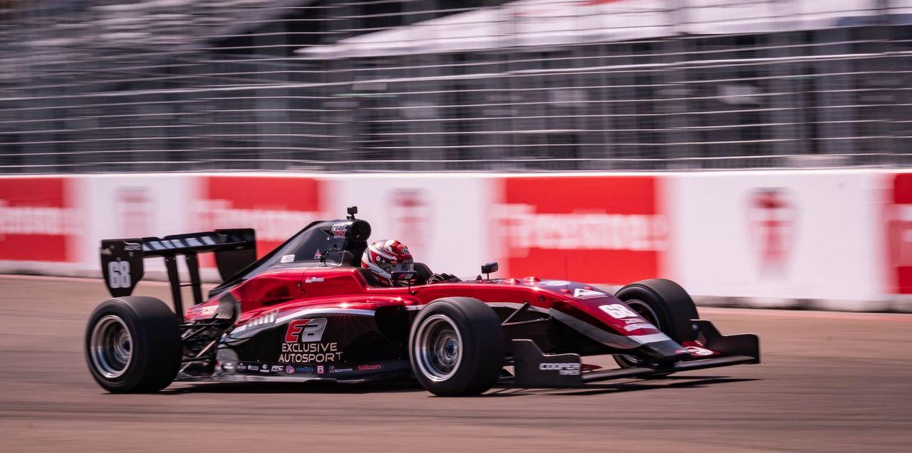 Indycar drar igång i kväll