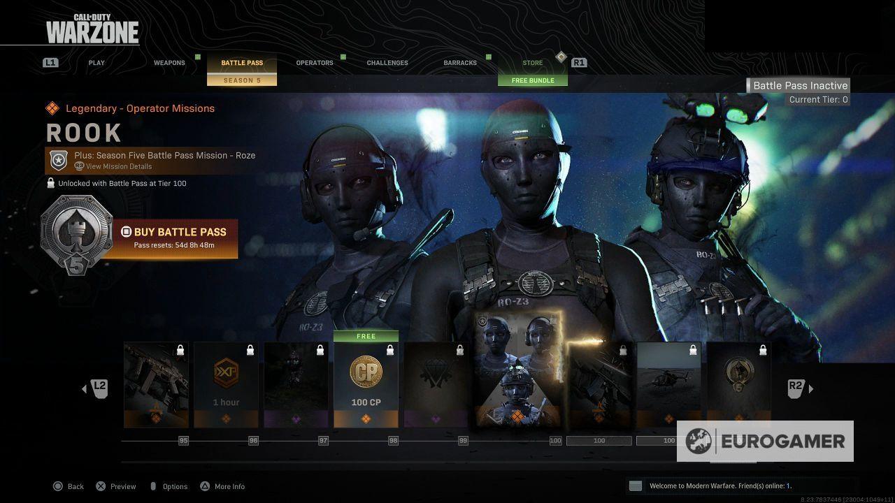Call of Duty: Warzone-utvecklarna lovar justering av Roze-skin