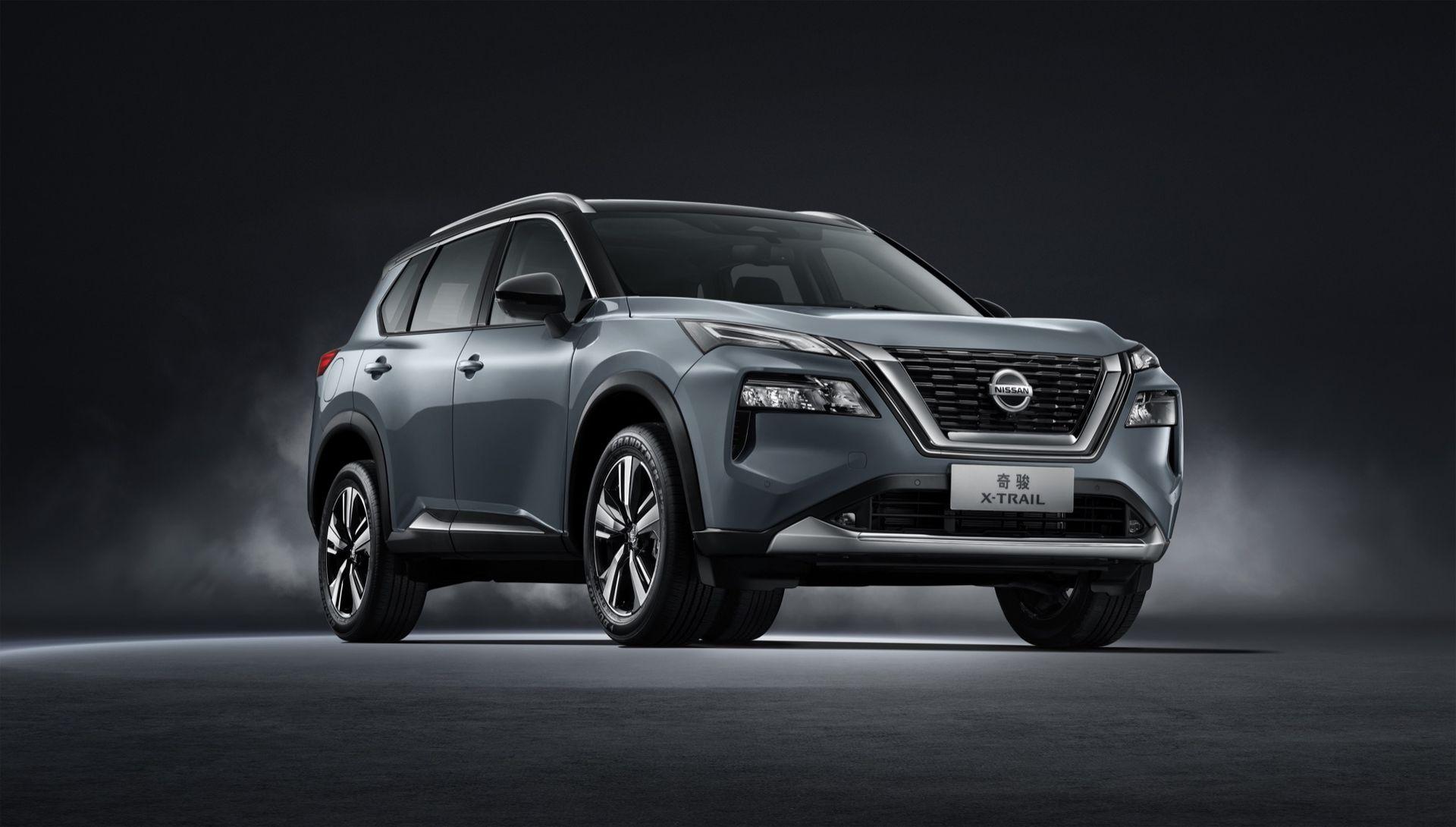 Nissan presenterar ny generation X-Trail