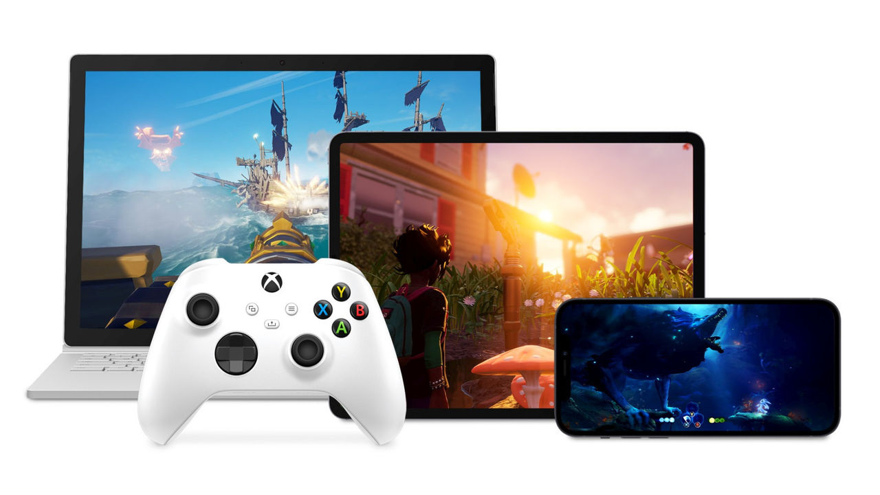 Xbox Cloud Gaming kommer till PC och iOS i morgon