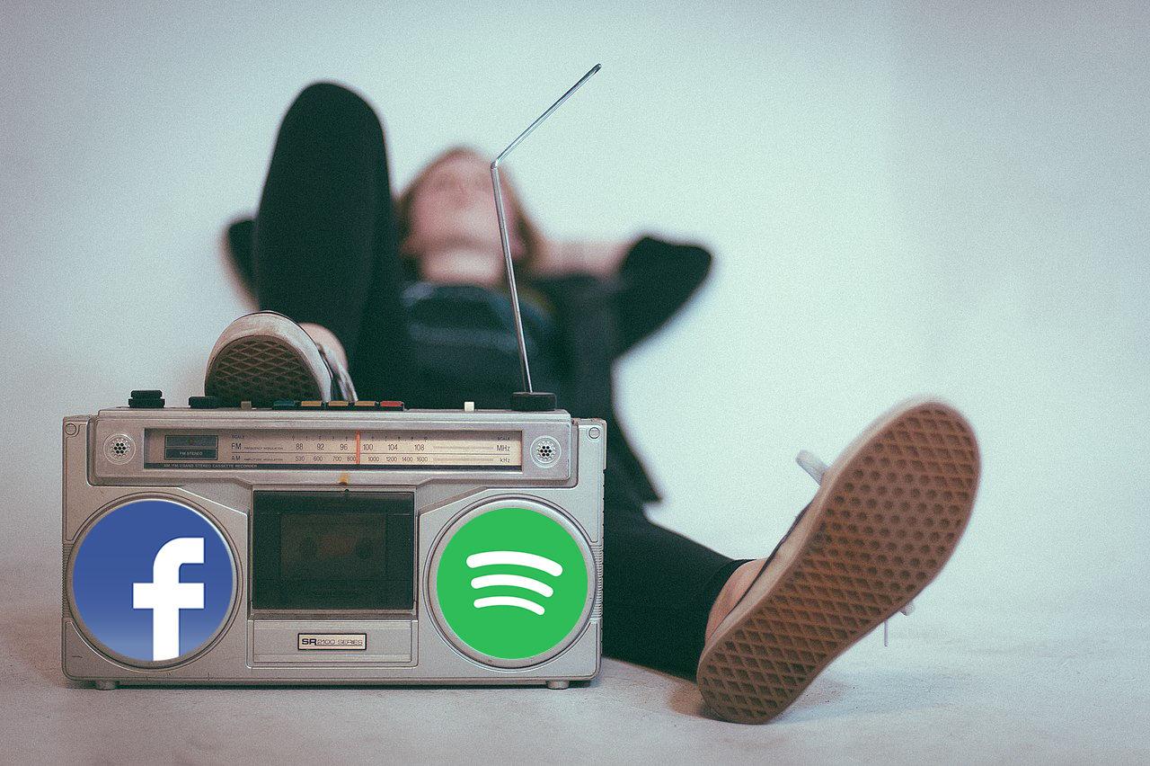 Lyssna på Spotify-musik på Facebook med Project Boombox