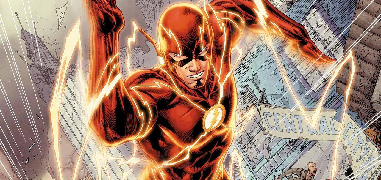 Inspelningarna av The Flash har nu dragit igång