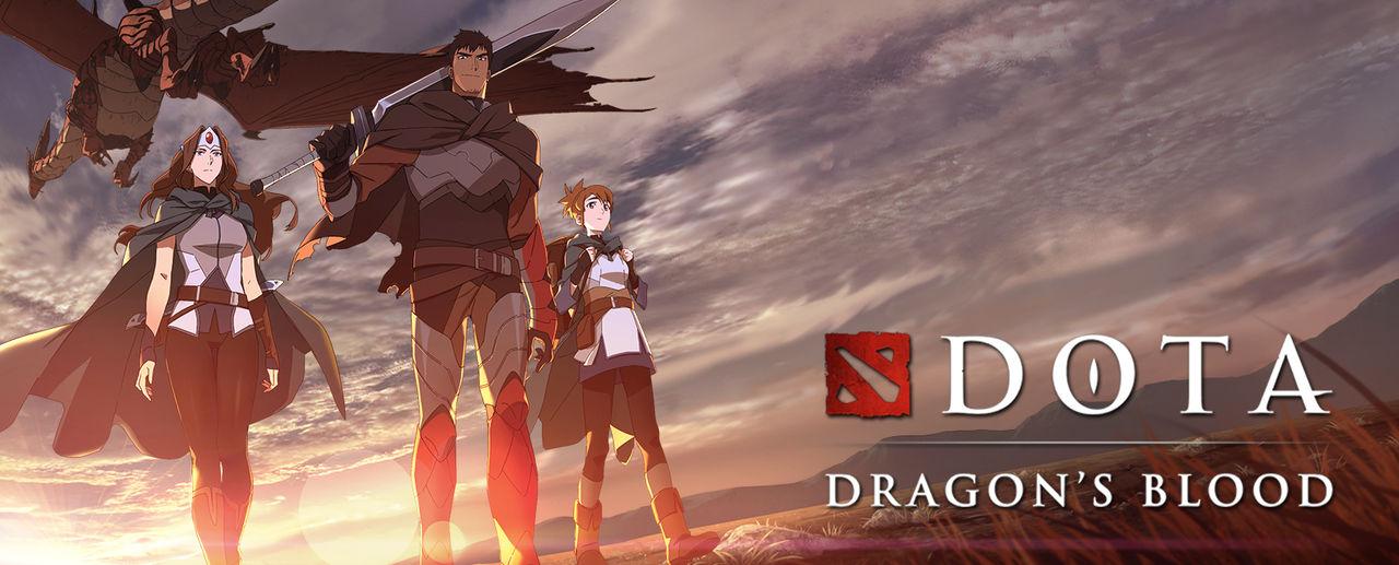 Dota: Dragon's Blood får en andra säsong
