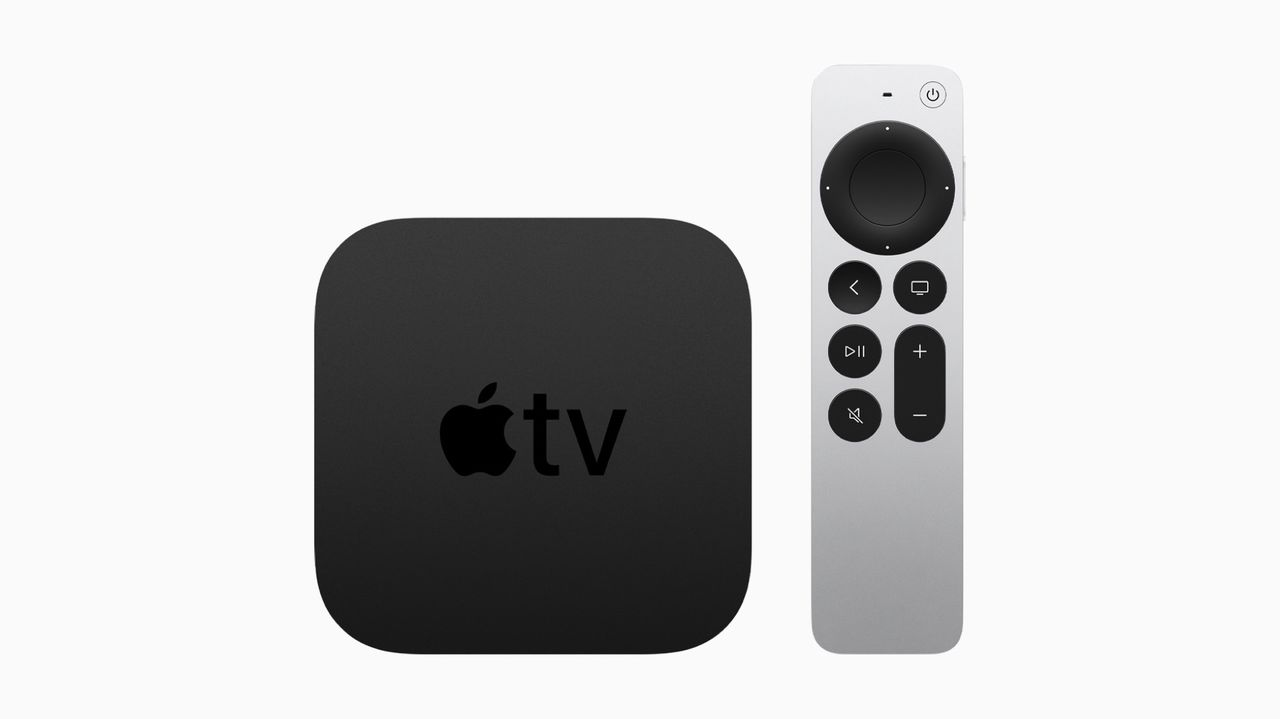 Apple släpper ny version av Apple TV 4K