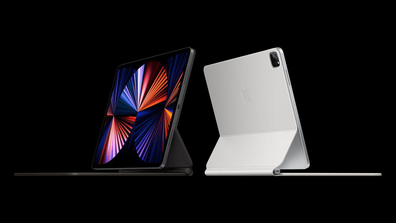 Apple presenterar iPad Pro med M1-chip
