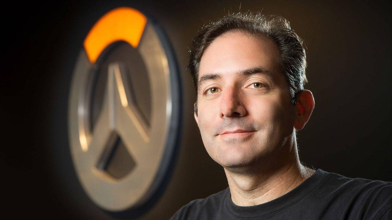 Overwatch-chefen lämnar Blizzard