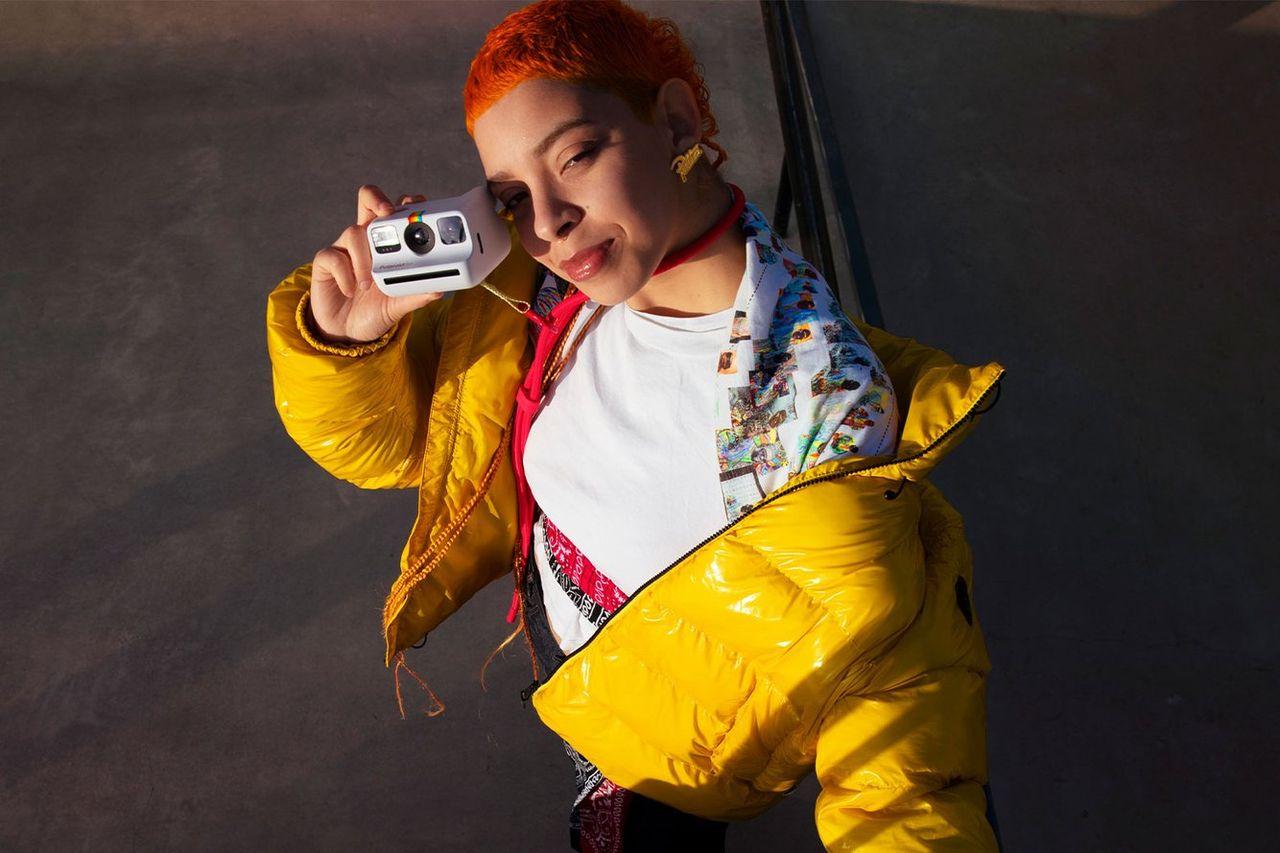 Polaroid släpper superlilla kameran Polaroid Go