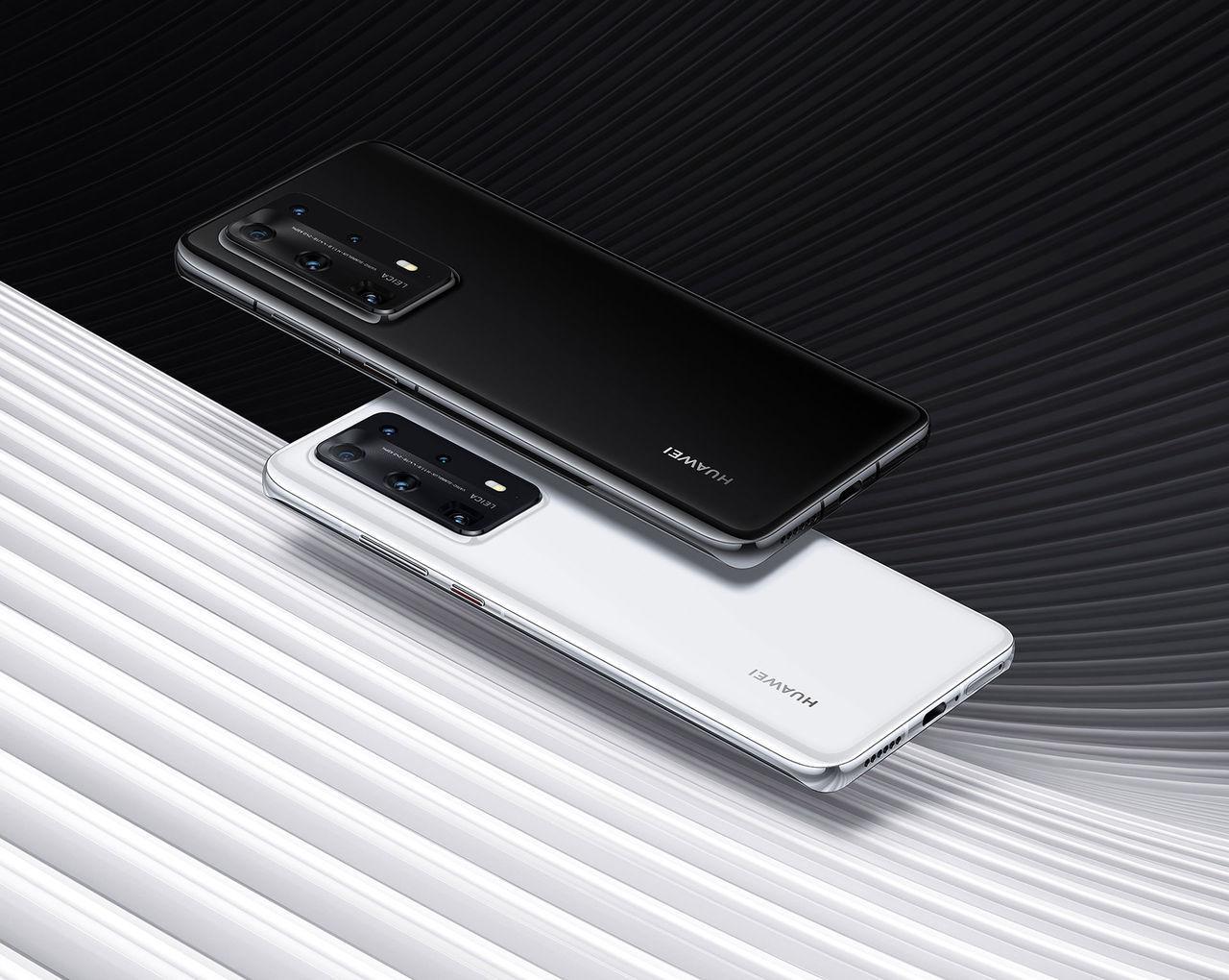 Huawei försvinner från Topp 5-lista för telefontillverkare