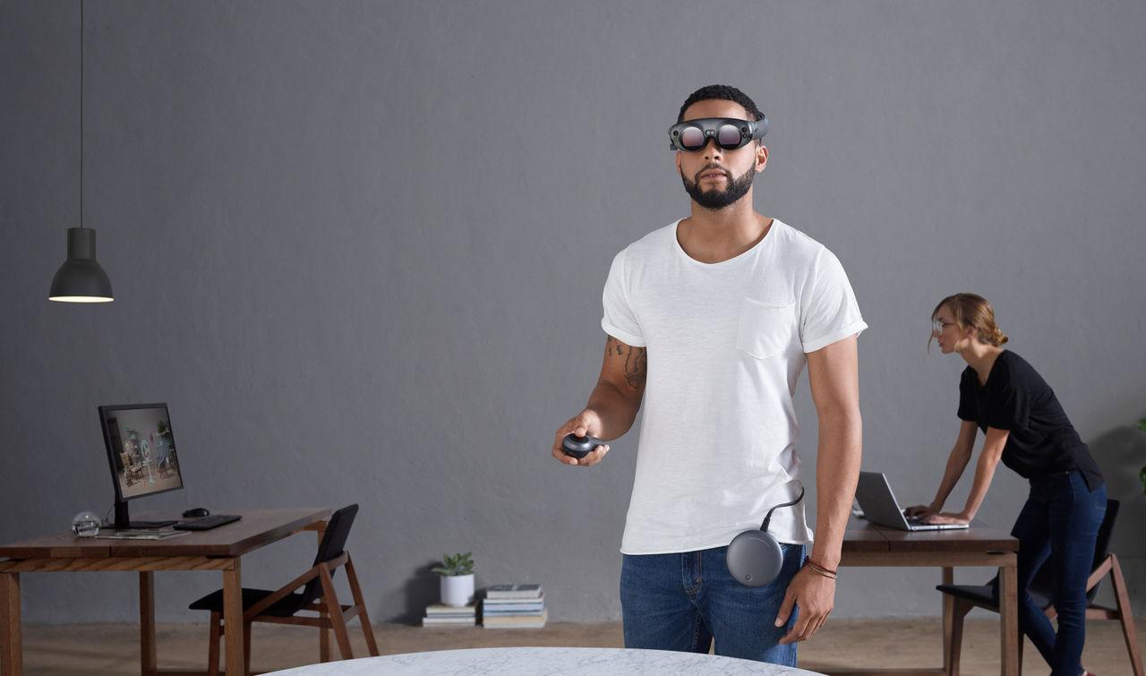 Magic Leap har ett nytt AR-headset på gång