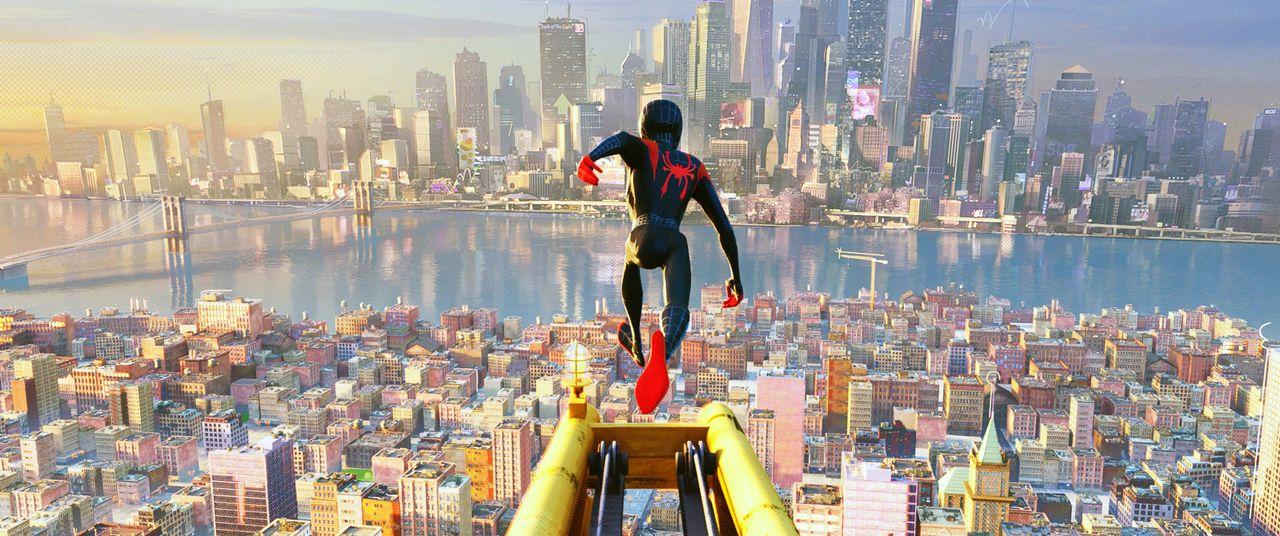 Into the Spider-Verse-uppföljaren har tre nya regissörer