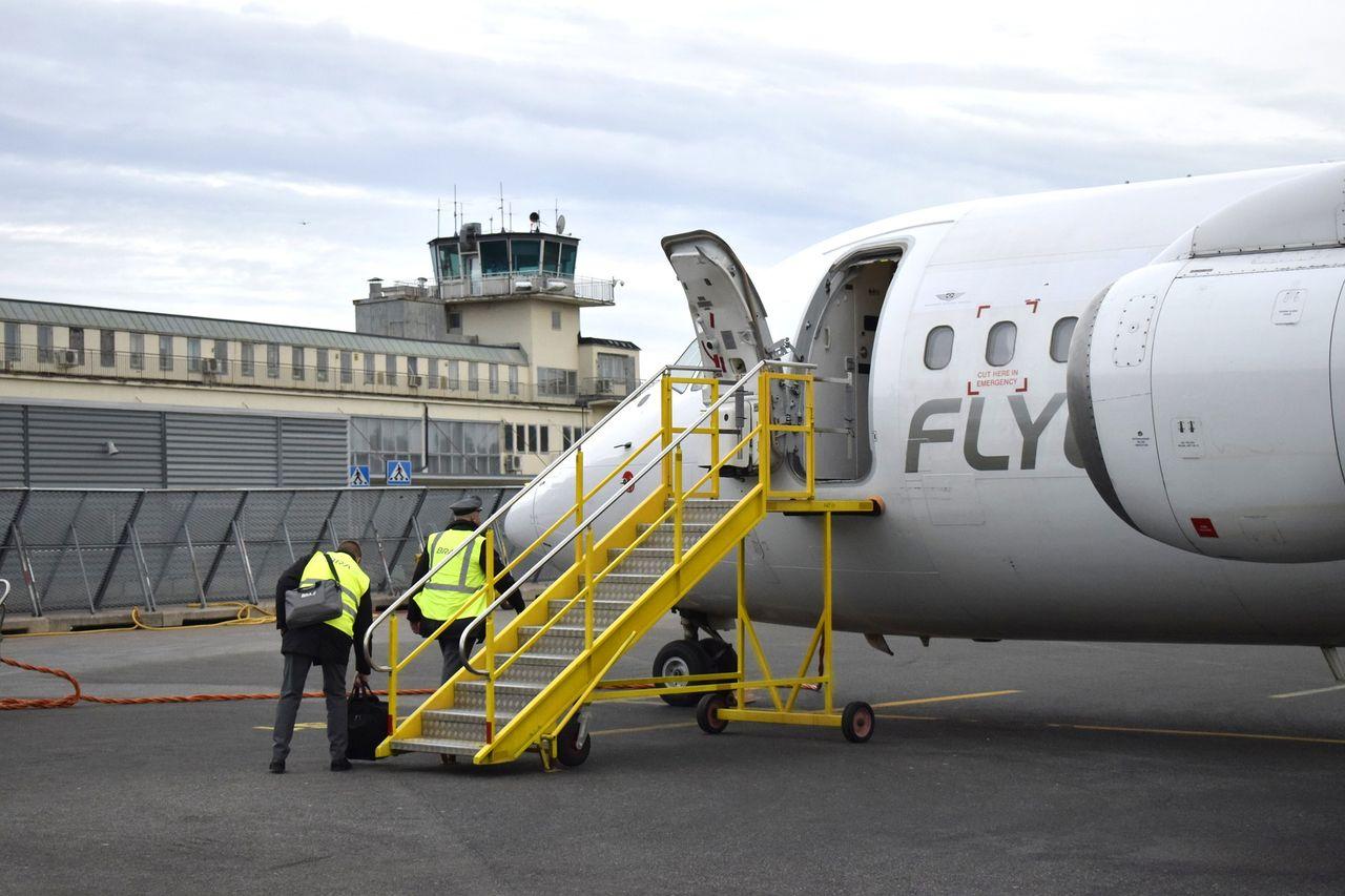 Regeringen vill lägga ner Bromma Flygplats