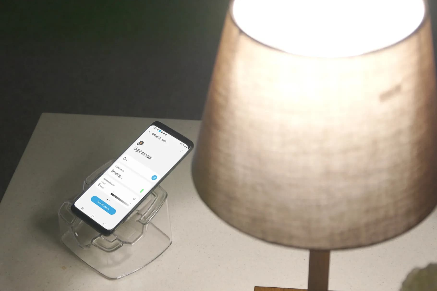 Samsung vill att vi ska använda deras gamla telefoner till annat SmartThings gör om telefonen till en baby-övervakare ...