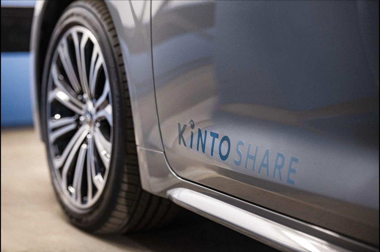 Kinto Share växer till sig