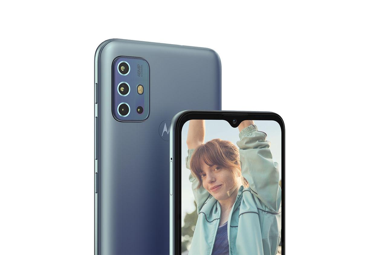 Motorola utökar G-serien med G20