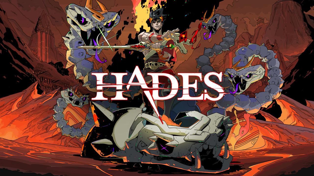 Hades utnämnt till årets spel på DICE Awards