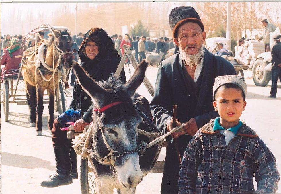 Storbritannien erkänner folkmordet av uigurer