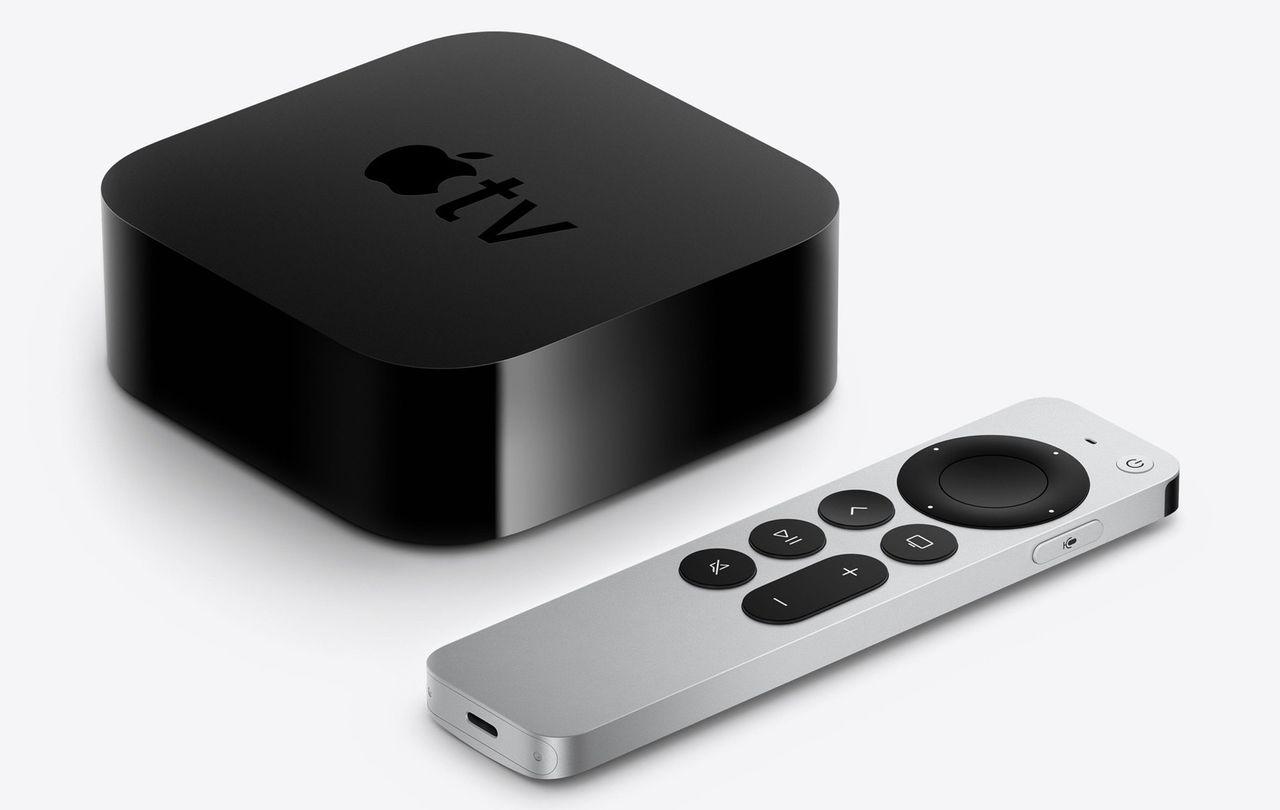 Apple TVs nya Siri Remote saknar accelerometer och gyroskop