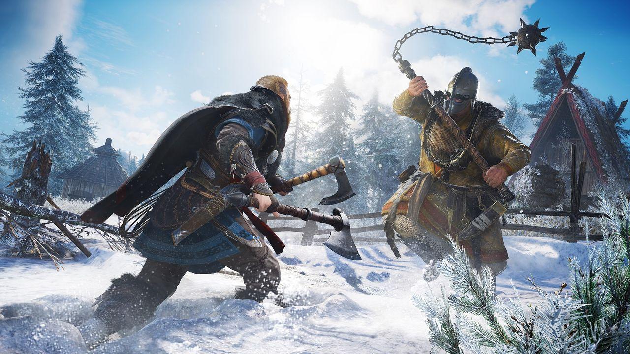 Ubisoft ska lägga mer tid på framtida AC: Valhalla-uppdateringar