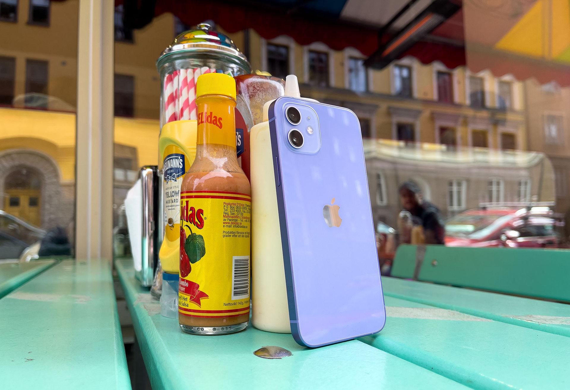Exklusivt! Några bilder på lila iPhone 12