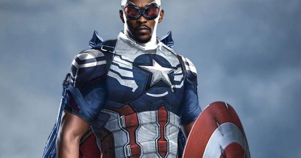 Det blir en Captain America 4