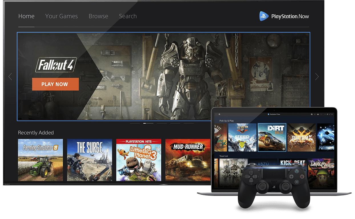 Snart kan du köra PlayStation Now i 1080p Dock endast kompatibla spel
