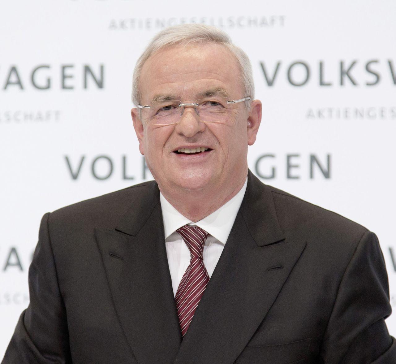 Volkswagens förre ordförande krävs på miljarder