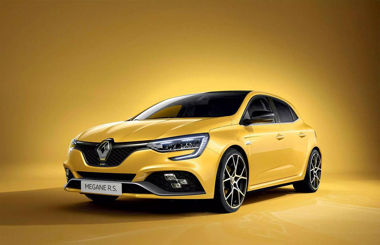 Renault vill begränsa hastigheten till 180 km/h