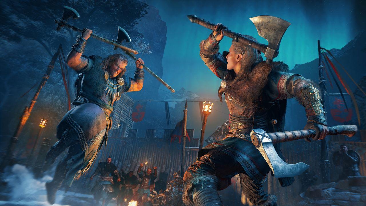 Nu kan du stänga av mordanimation i Assassin's Creed Valhalla