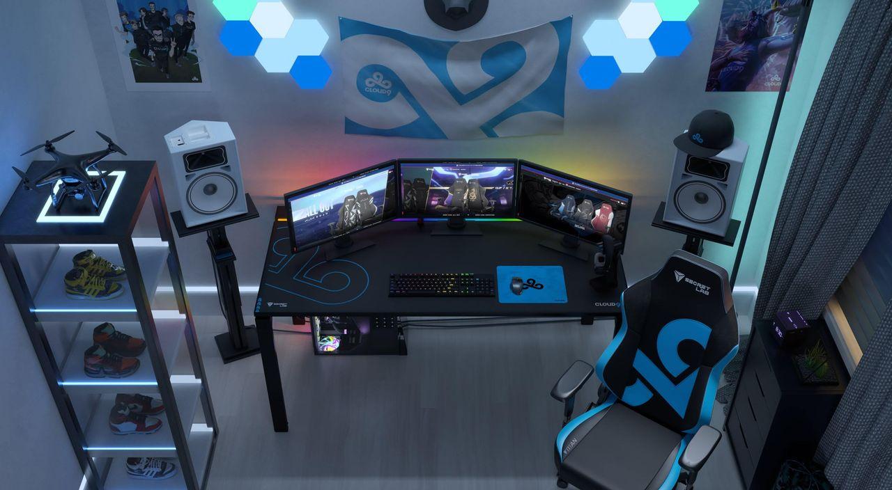 Gamingstolmakarna SecretLab lanserar skrivbordet Magnus