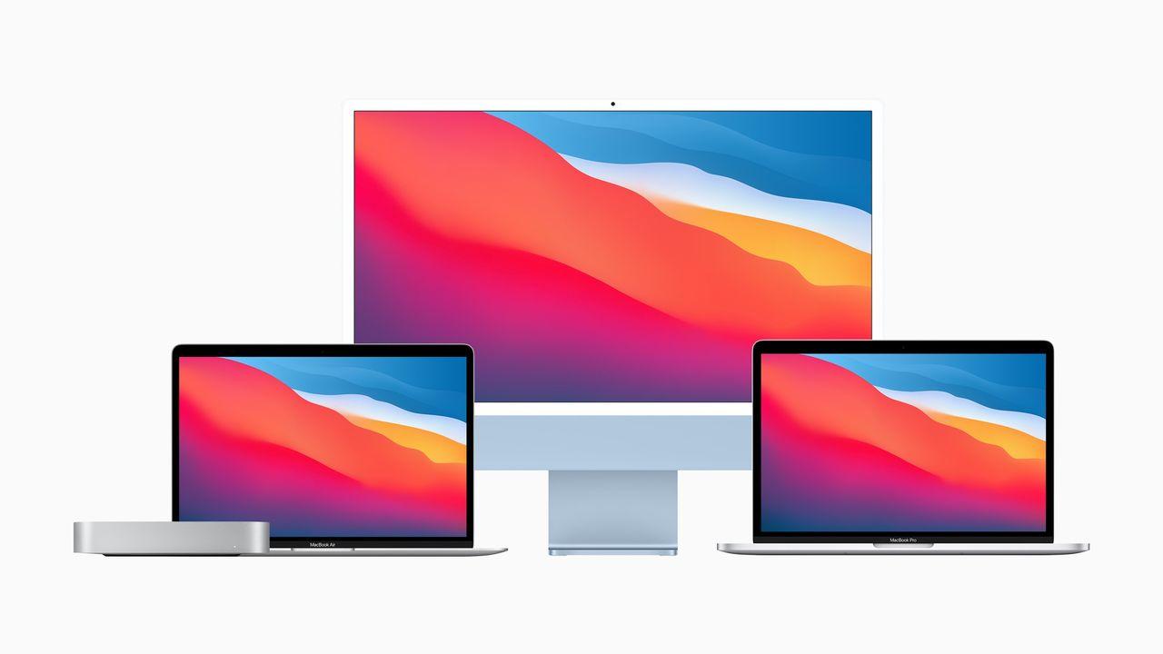 Apple ryktas börja leverera datorer med nästa M-chip i sommar