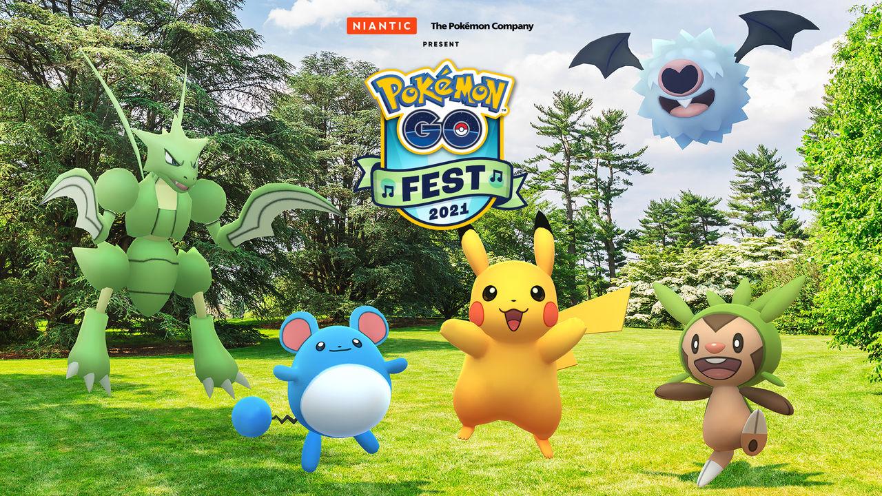 Även årets Pokémon Go Fest blir virtuell