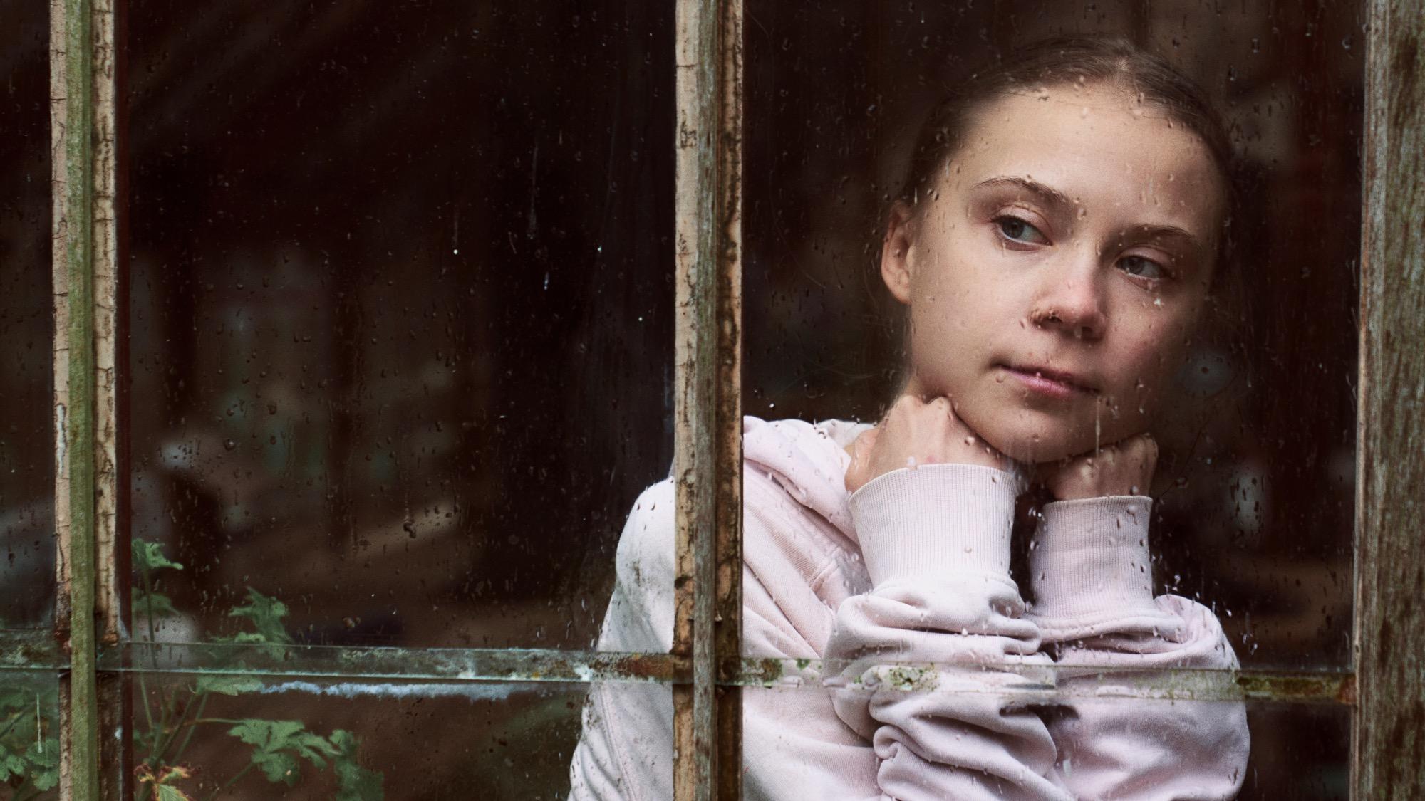Ny dokumentärserie om Greta Thunberg kommer till SVT Greta: Lyssna inte på mig!