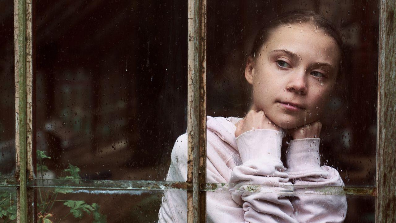 Ny dokumentärserie om Greta Thunberg kommer till SVT