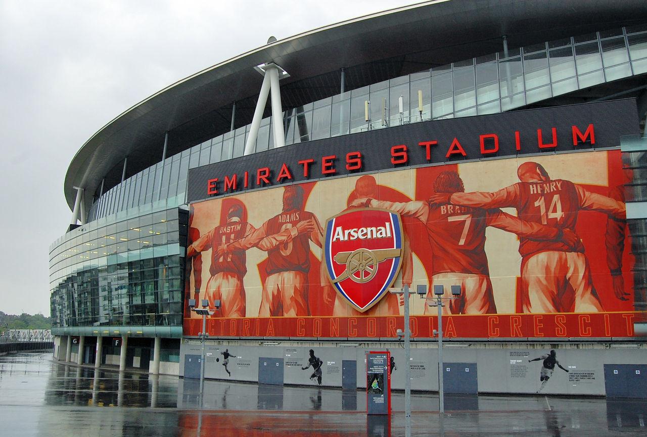 Arsenal uppges inte vara till salu