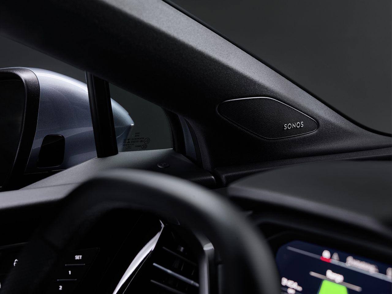 Sonos levererar inte hårdvara till Audi