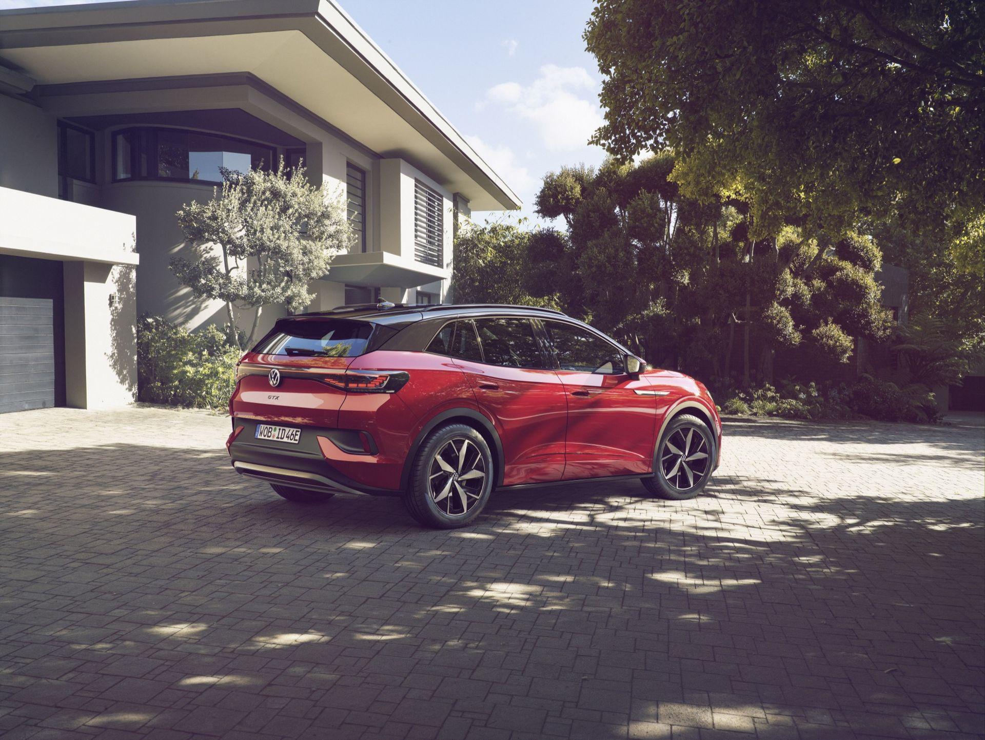 Volkswagen visar upp ID.4 GTX