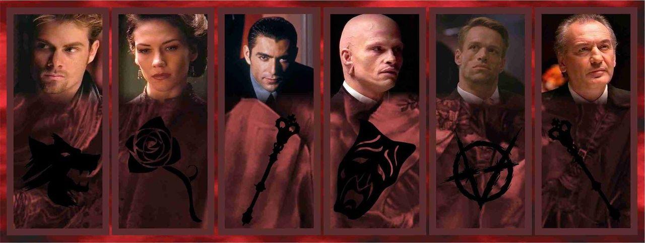 World of Darkness ska bli tv-serier och filmer