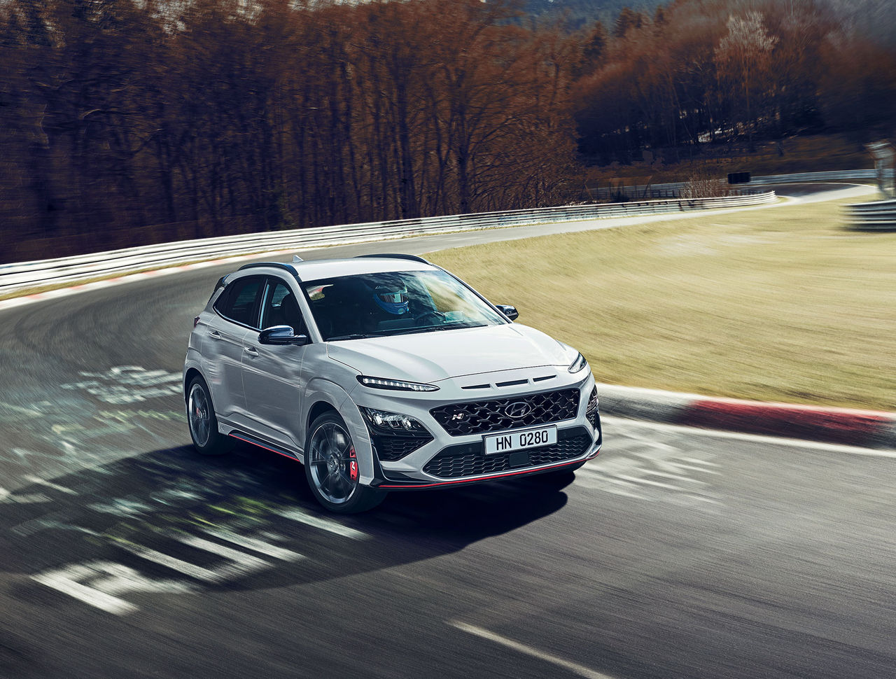 Hyundai släpper N-version av Kona