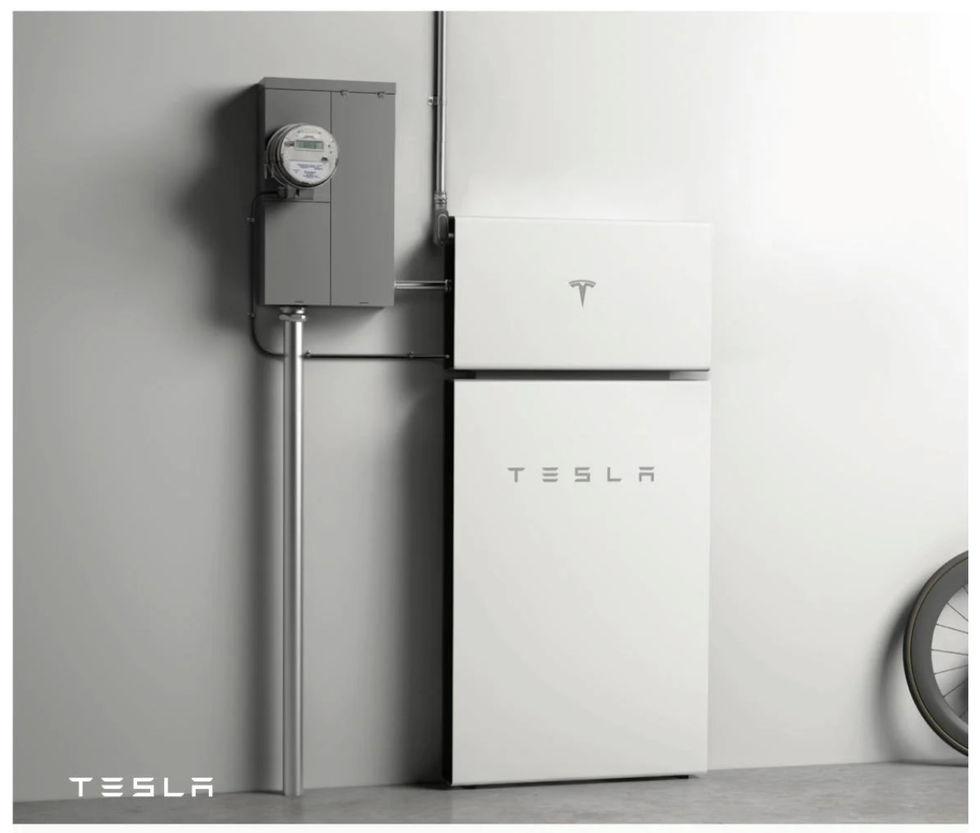 Tesla har en ny version av batteriet Powerwall på gång