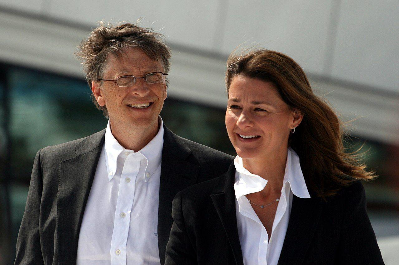 Bill och Melinda Gates skiljer sig