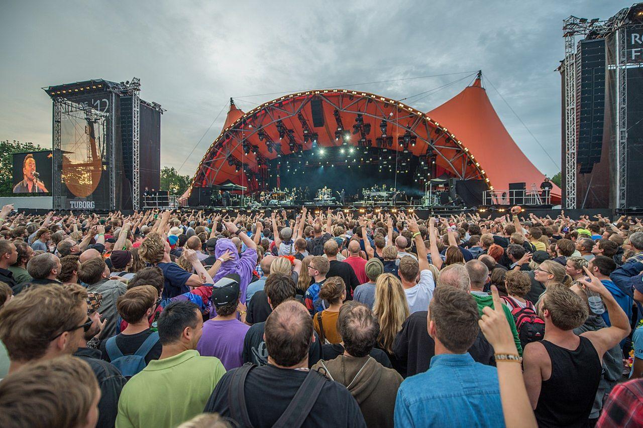 Även årets Roskildefestival ställs in