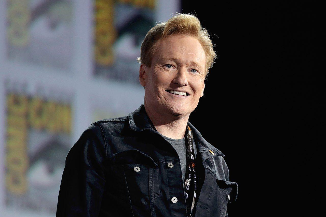 Conan O'Brien lägger ner Conan den 24 juni