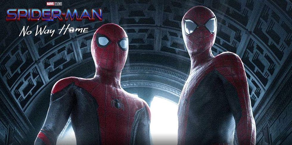Andrew Garfield är inte med i Spider-Man: No Way Home