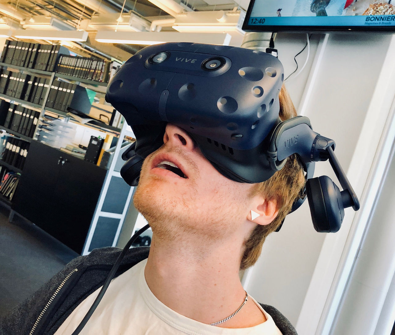 HTC ryktas presentera två nya VR-headset på ViveCon