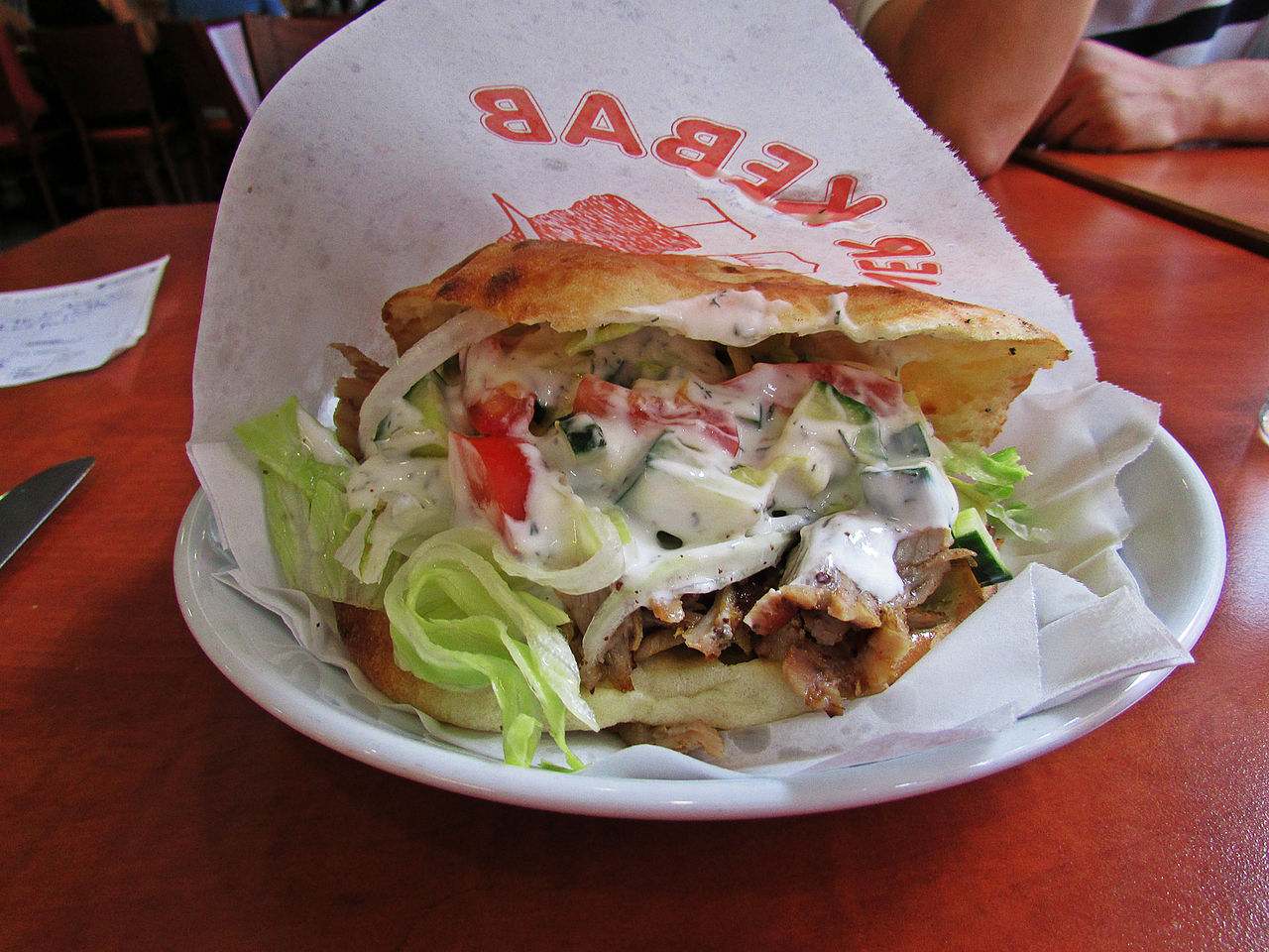 Idag är det internationella kebabdagen