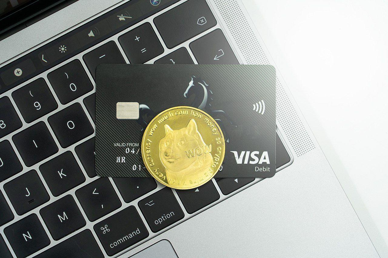 Dogecoin är nu världens fjärde största kryptovaluta